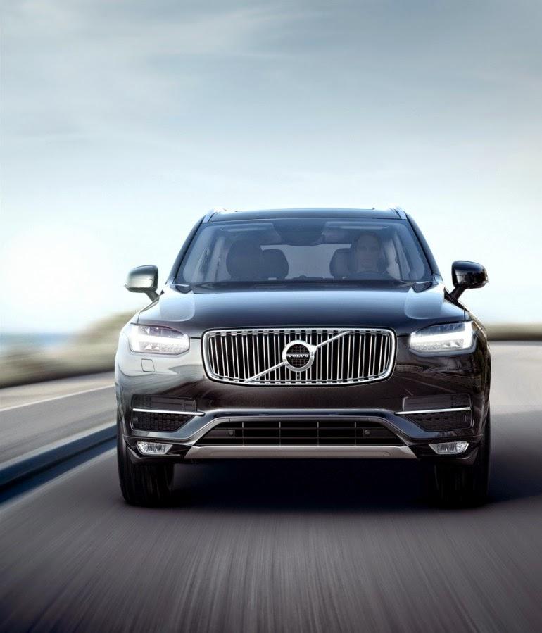 цены нв новый Volvo XC90