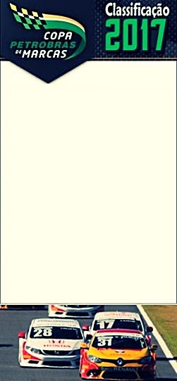 COPA PETROBRÁS - Classificação