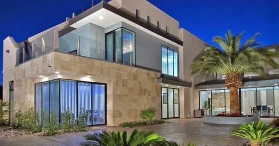 Fachadas de piedra fachadas de casas imitacion piedra for Imitacion piedra para fachadas