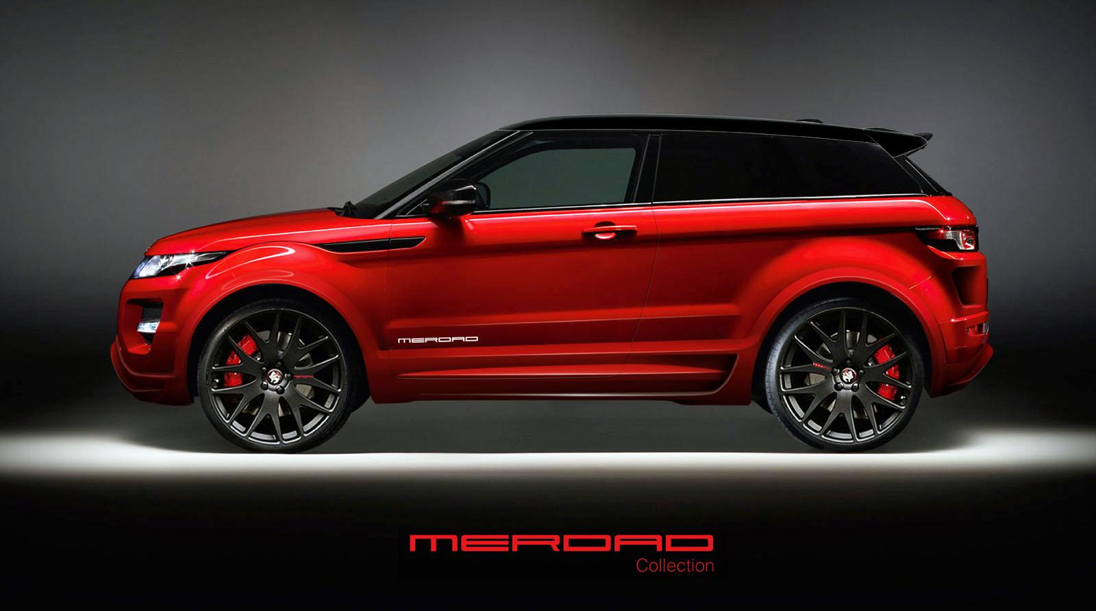 2011 merdad collection range rover evoque sport cars and motorcycle news. Black Bedroom Furniture Sets. Home Design Ideas