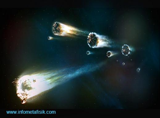 Benarkah Hujan Meteor adalah 'Pelempar' Setan?