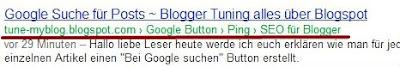 Breadcrumps Google