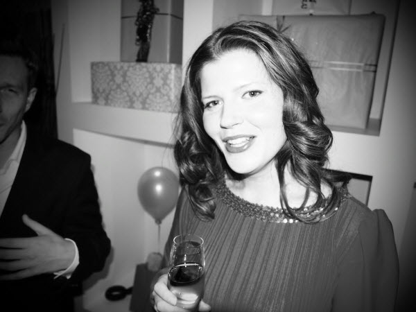 Melanie Cruickshank, founder of Toronto-based natural beauty and skincare line da lish Cosmetics
