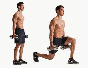 ejercicio fisico para hombres: