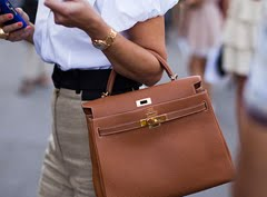 Dreaming of... brown Kelly bag...