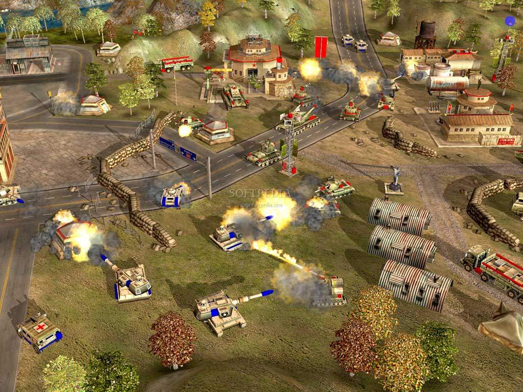 Command and Conquer Generals Zero Hour pc game