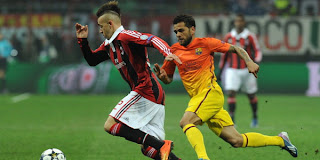 inovLy media : Prediction Barcelona vs Milan (March 13, 2013) | Champions League