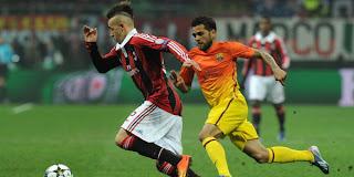 inovLy media : Prediction Barcelona vs Milan (March 13, 2013) | Champions League