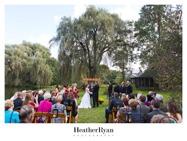 Thorpwood Wedding