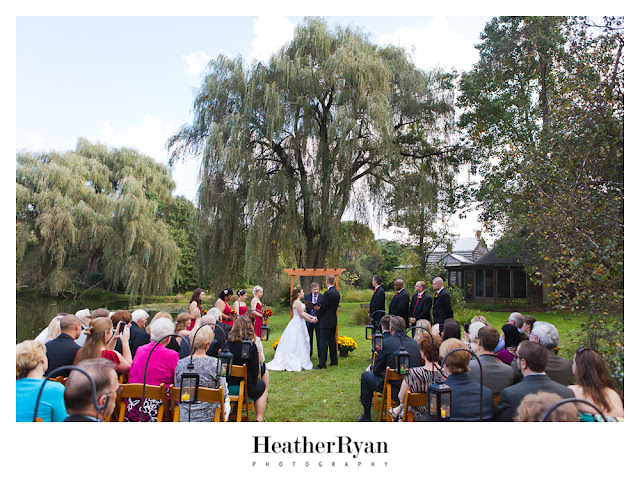 Thorpwood Wedding