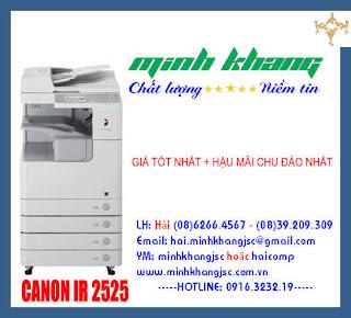 Minh Khang 0916. 3232. 19 bán Máy photocopy CANON IR 2525