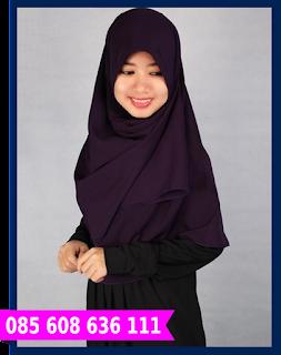 hijab segi empat 2012