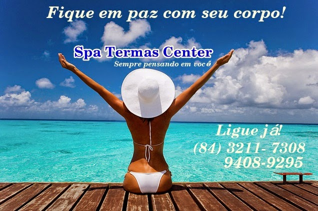 SPA TERMAS CENTER/RIO DO FOGO