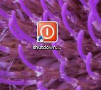membuat shutdown