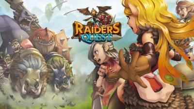 Game Raiders Quest Karya Anak Bangsa Yang Mendunia
