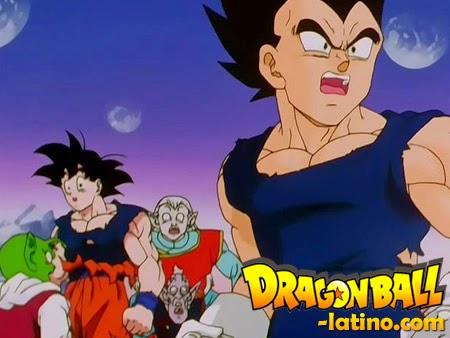 Dragon Ball Z capitulo 287