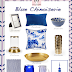 Homestyling for Blue Chinoiserie and weekend shopping