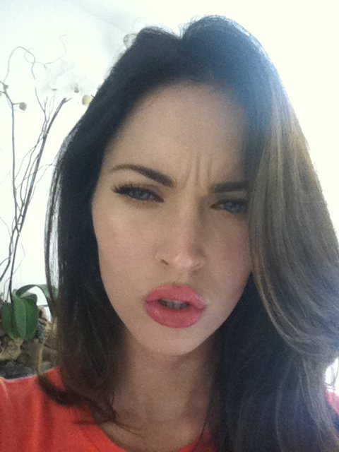 Fotos de Megan Fox sin Botox