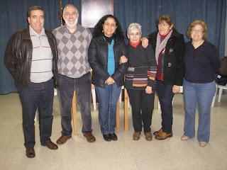 Miembros de la comisión permamente de la HOAC