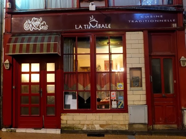 Limoges restaurant la timbale
