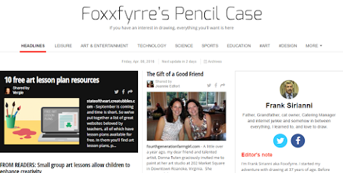 Foxxfyrre's Pencil Case