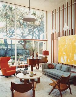 Interior Bright Color Palette