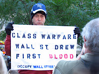 Class Warfare: Wall Street Drew First Blood
