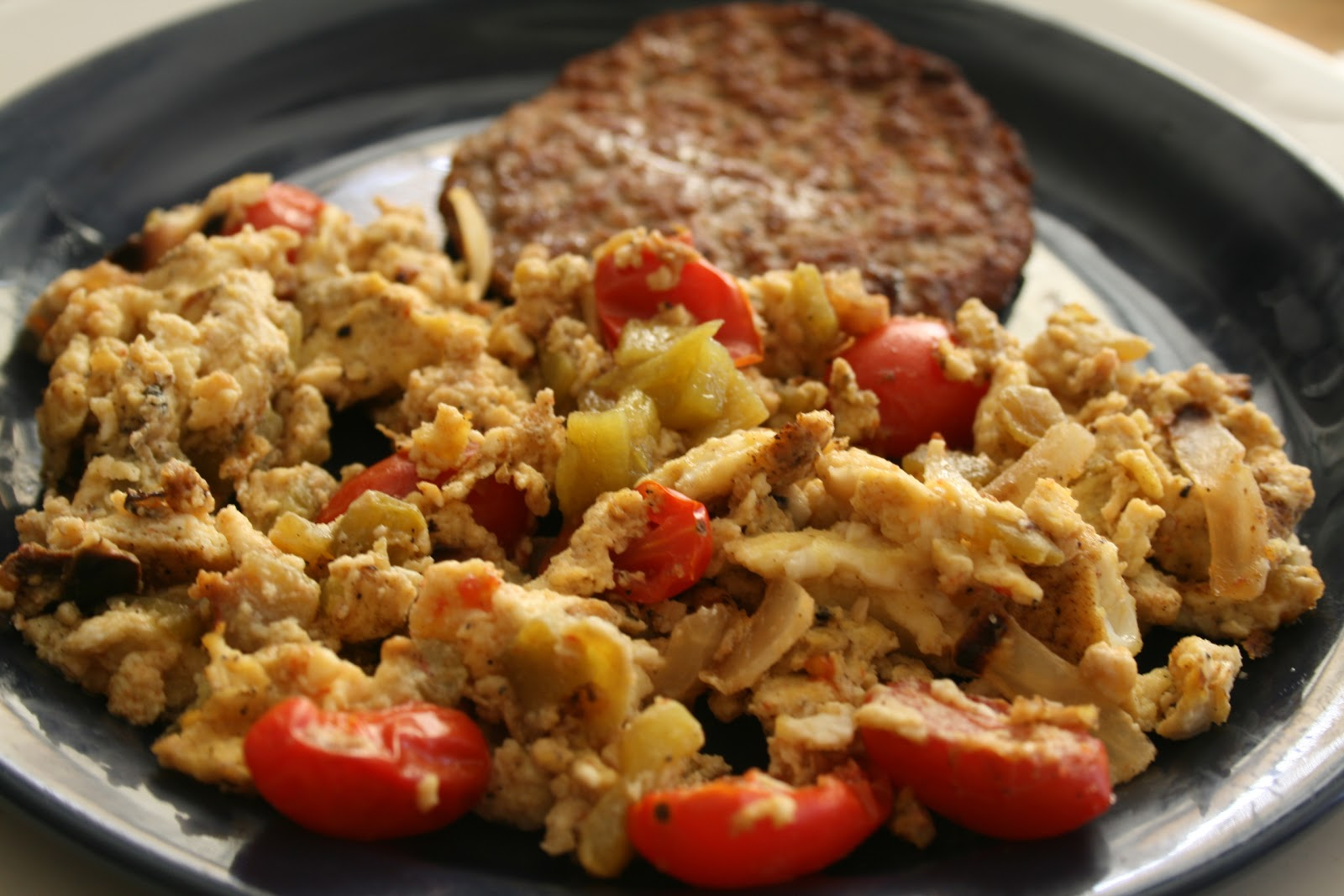 24/7 Low Carb Diner: Southwest Scramble and Green Chili Day