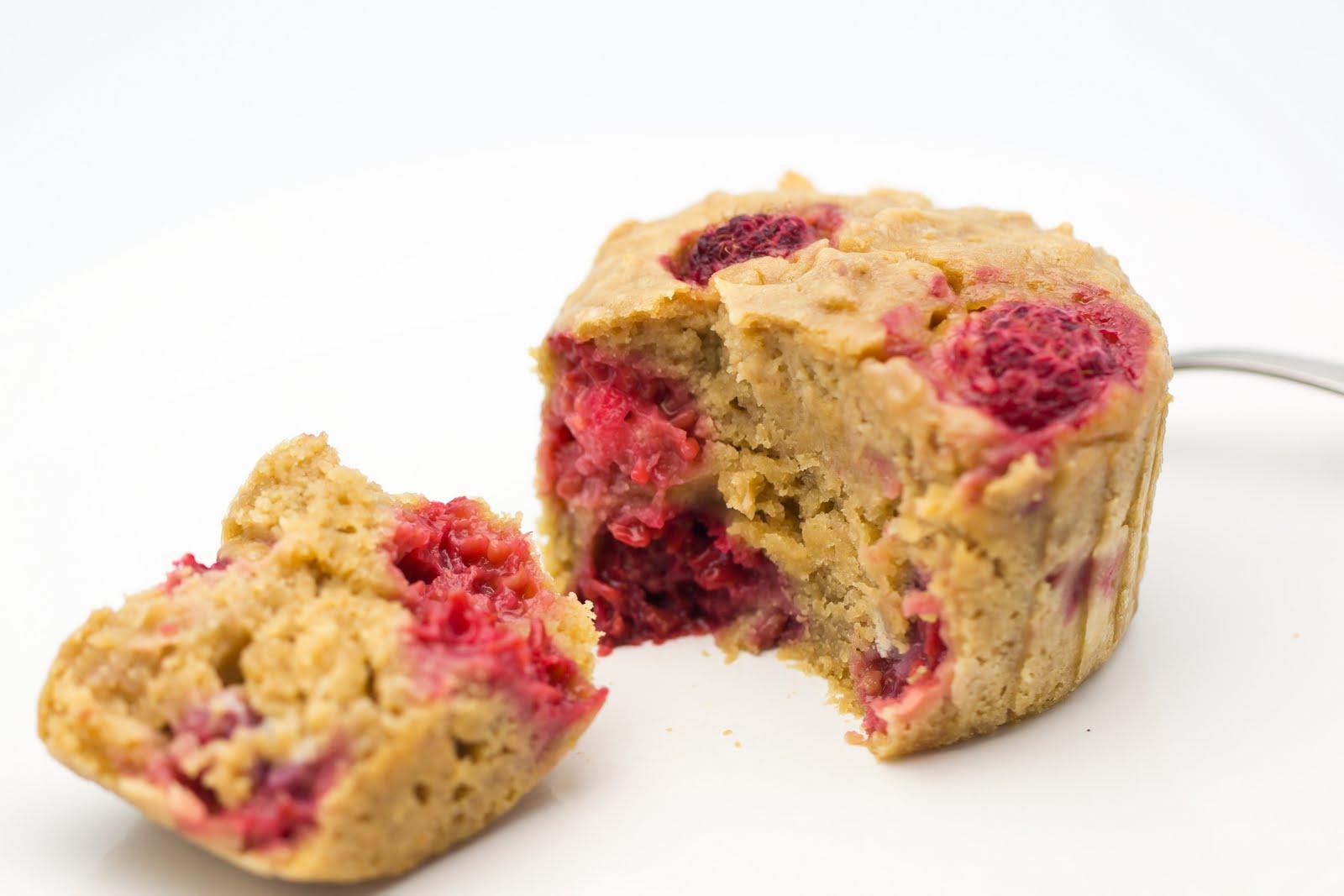 Hovkonditorn: Hallonmuffins / Raspberry Muffin