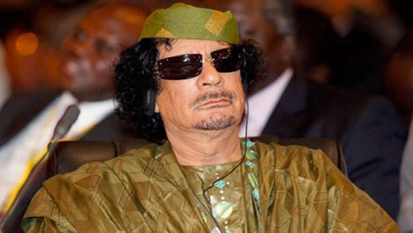 Gaddafi Was Richest Man On The Planet At Time Of Death