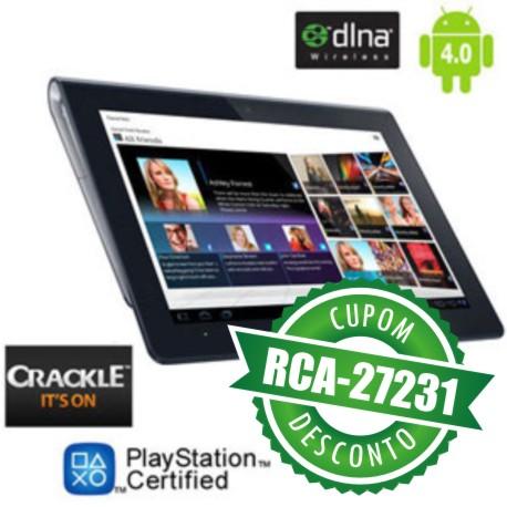 Cupom Efácil - Tablet Sony SGPT112BR/S