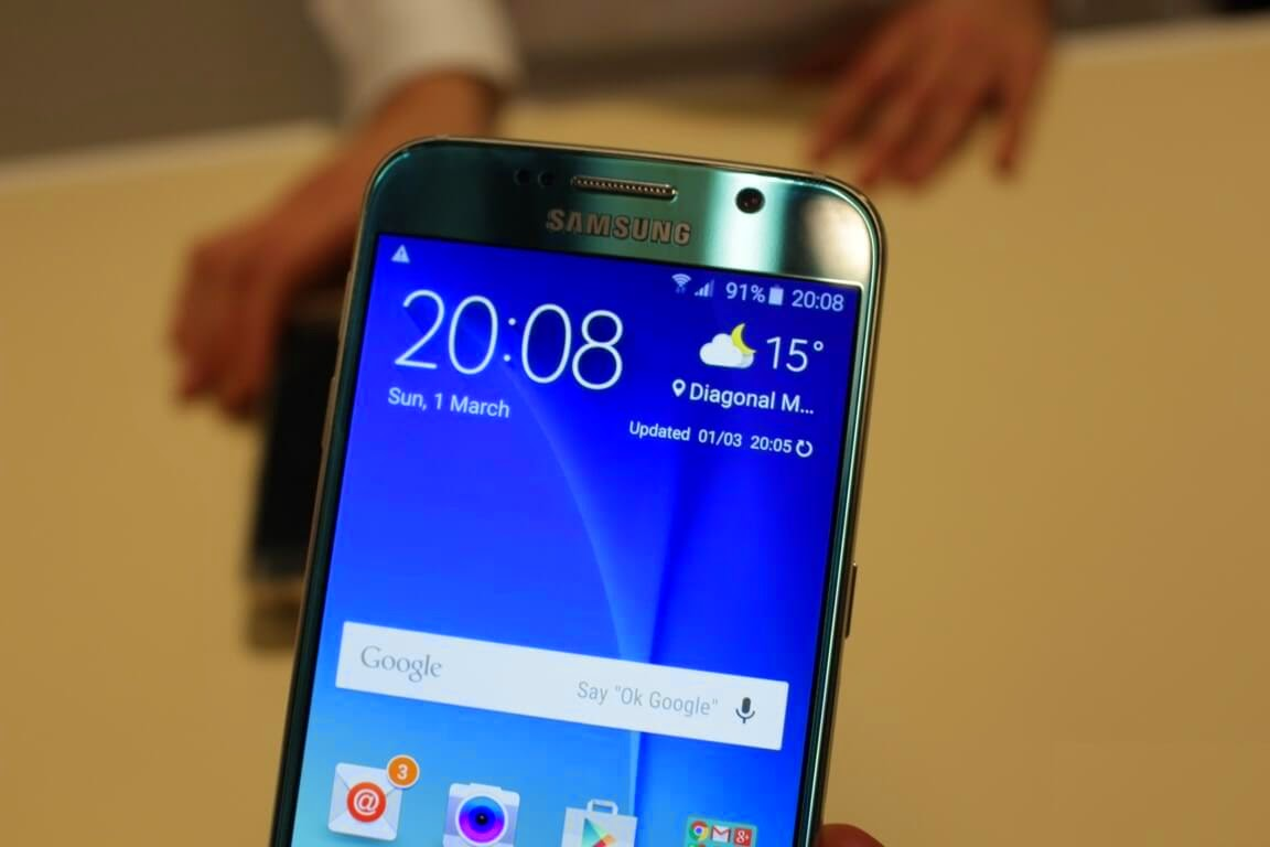 Samsung Galaxy S6 and S6 Edge specifications