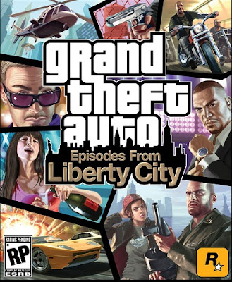 GTA IV: Episodes from Liberty City PC Cover