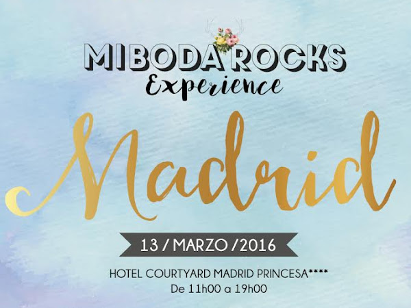 Reserva Stand en Mi Boda Rocks Experience Madrid 2016