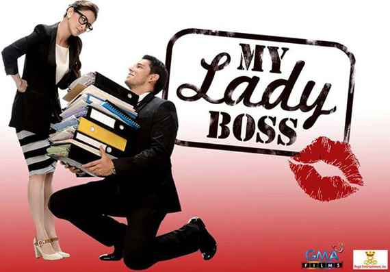 Watch My Lady Boss Online