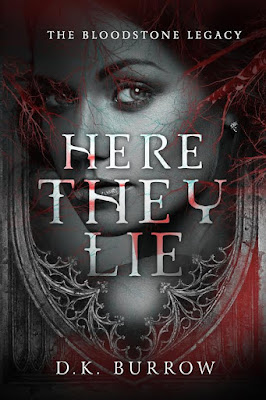 Cover Reveal: Here They Lie