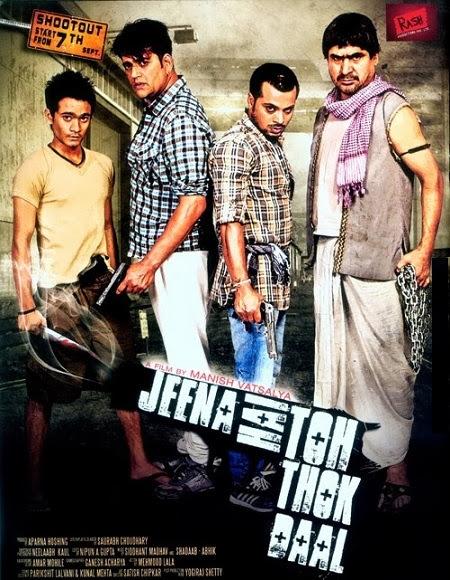 Jeena Hai Toh Thok Daal 2012 WEB HDRip 700mb