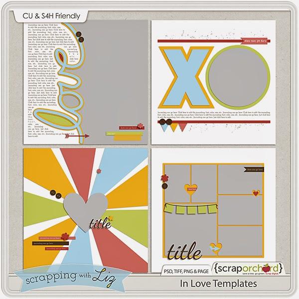http://scraporchard.com/market/In-Love-Digital-Scrapbook-Templates.html