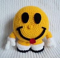 2000 Free Amigurumi Patterns: The Crochet Smile Happy Face