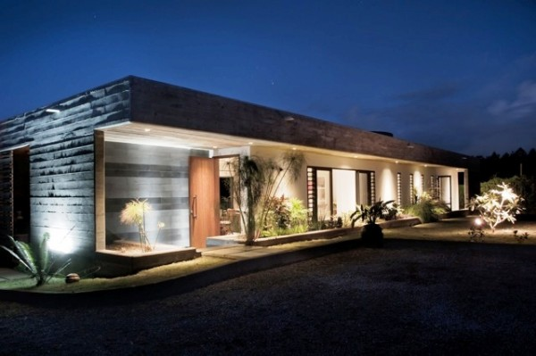 House Plans and Design Modern House Plan Mauritius