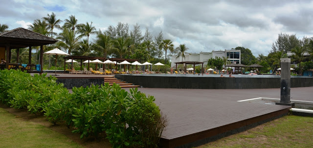 Mai Khao Beach swimming pool