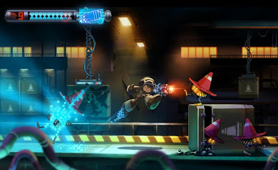 Download Mighty No 9 For PC