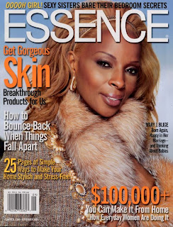 Mary J Blige Magazine Cover Pictures
