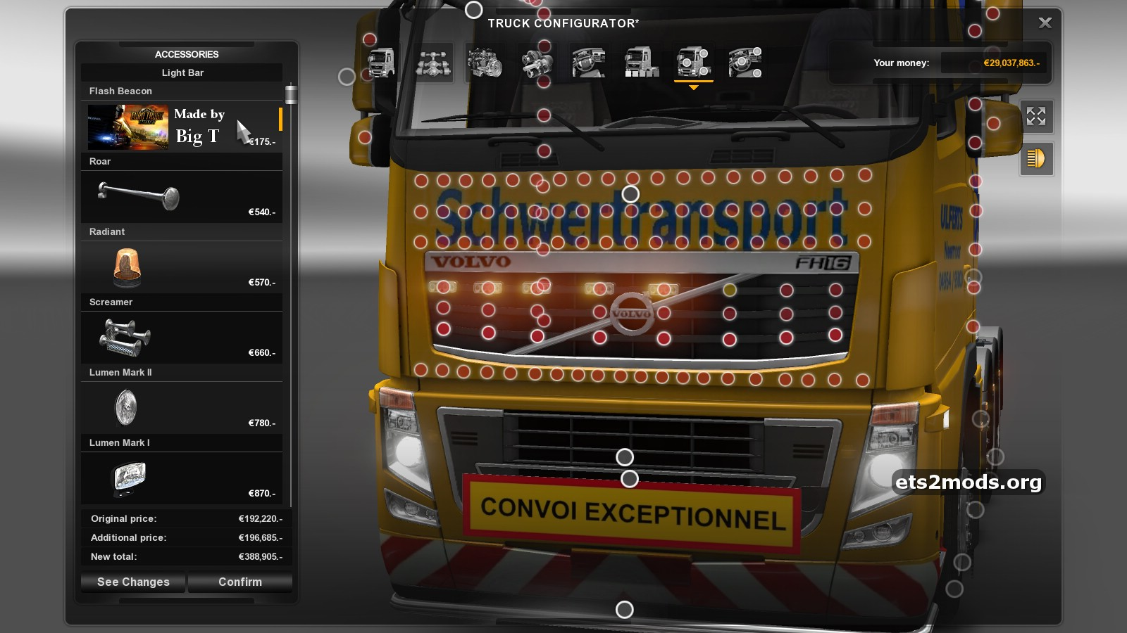 Daf xf tuning mod ets2 euro truck simulator 2 youtube - My Volvo Parts Volvo Cars Info