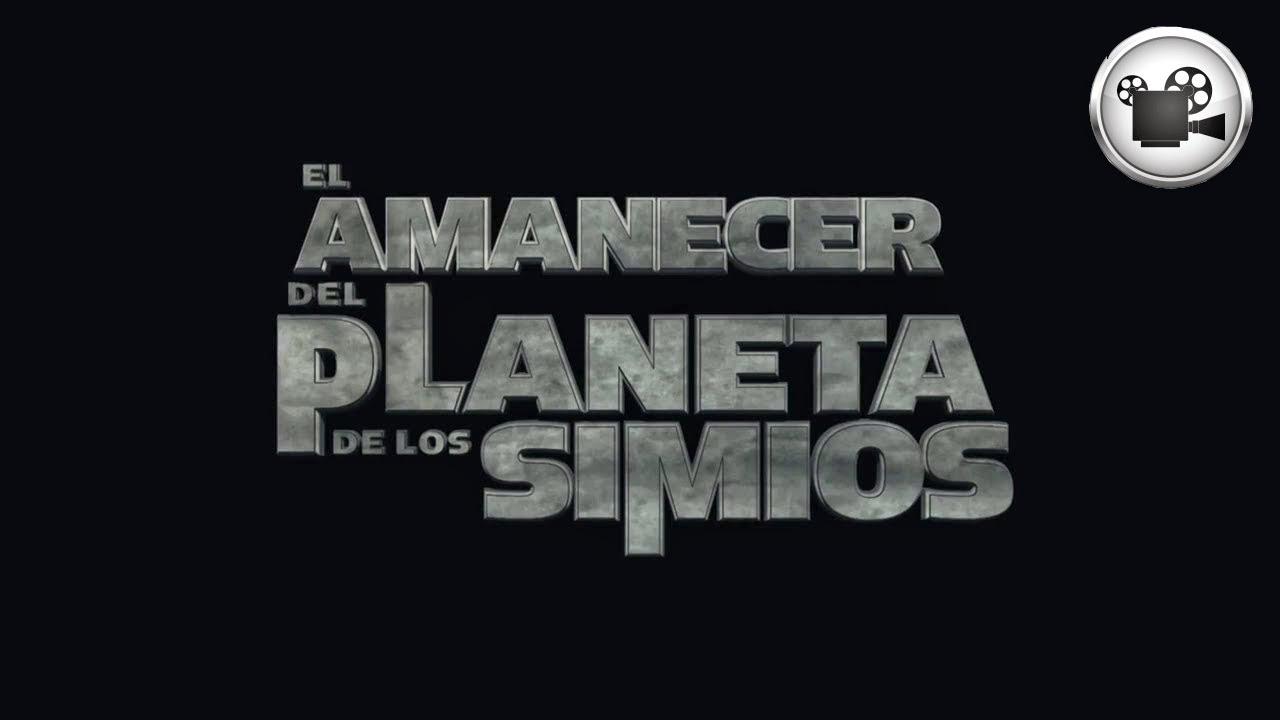 El Amanecer Del Planeta De Los Simios (Logo)