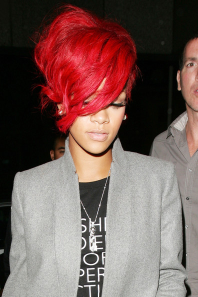  Rihanna\x26#39;s new LOOK! 