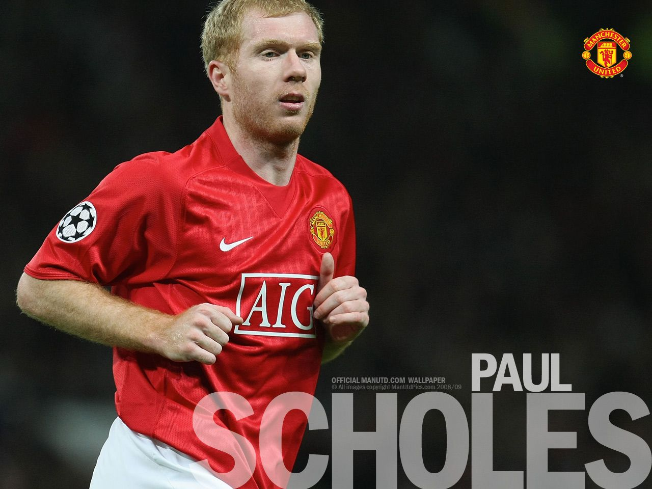 scholes wallpaper, man united wallpaper, united scholes, paul scoles, paul wallpaper