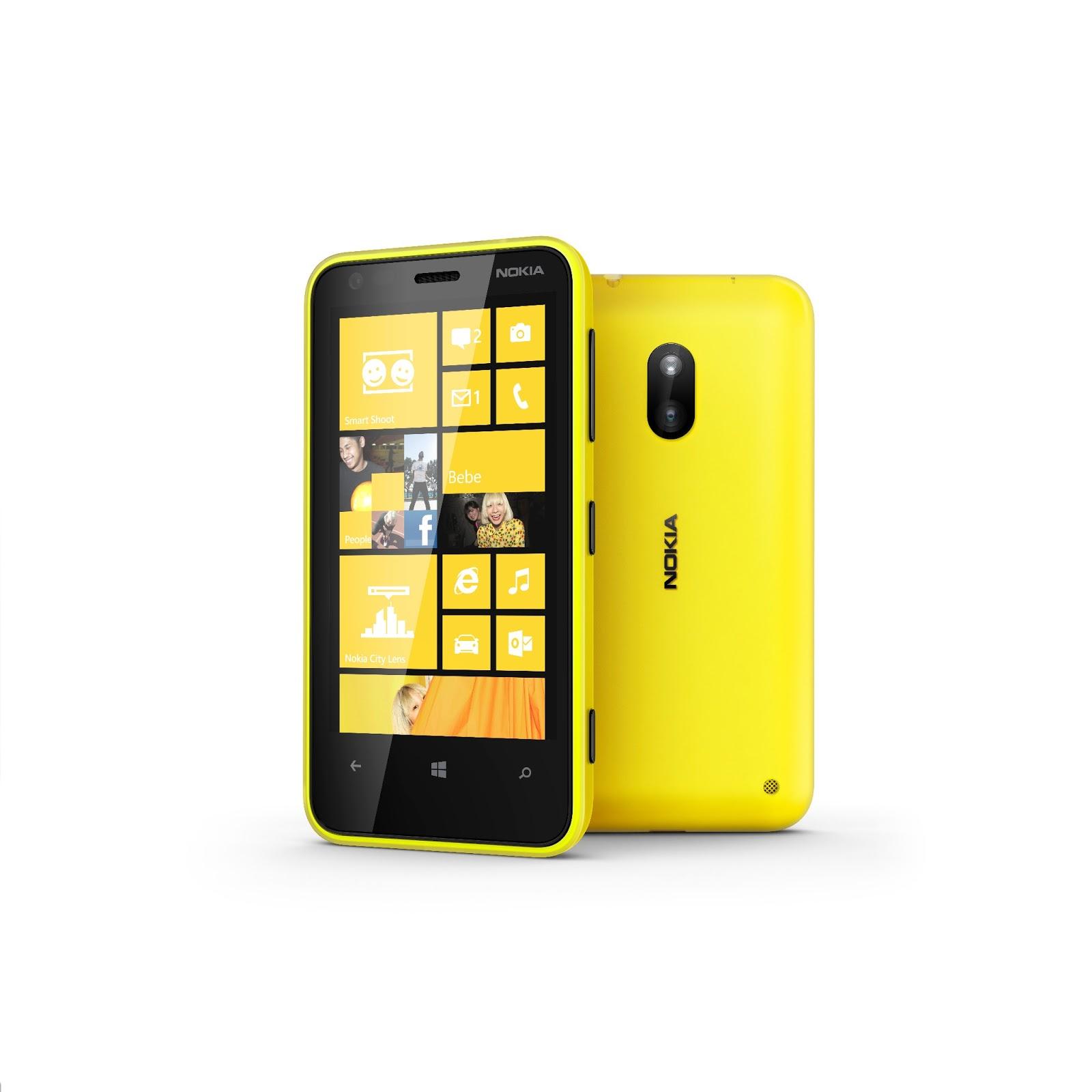Nokia Lumia 920,820,620: Why Nokia Lumia 620 is the best!!!