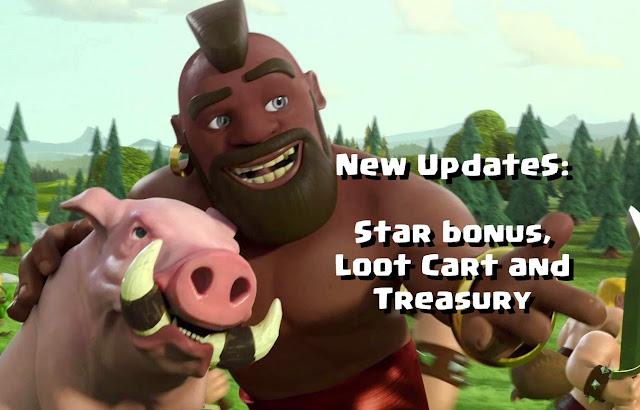 Clash Of Clans Updates 2016
