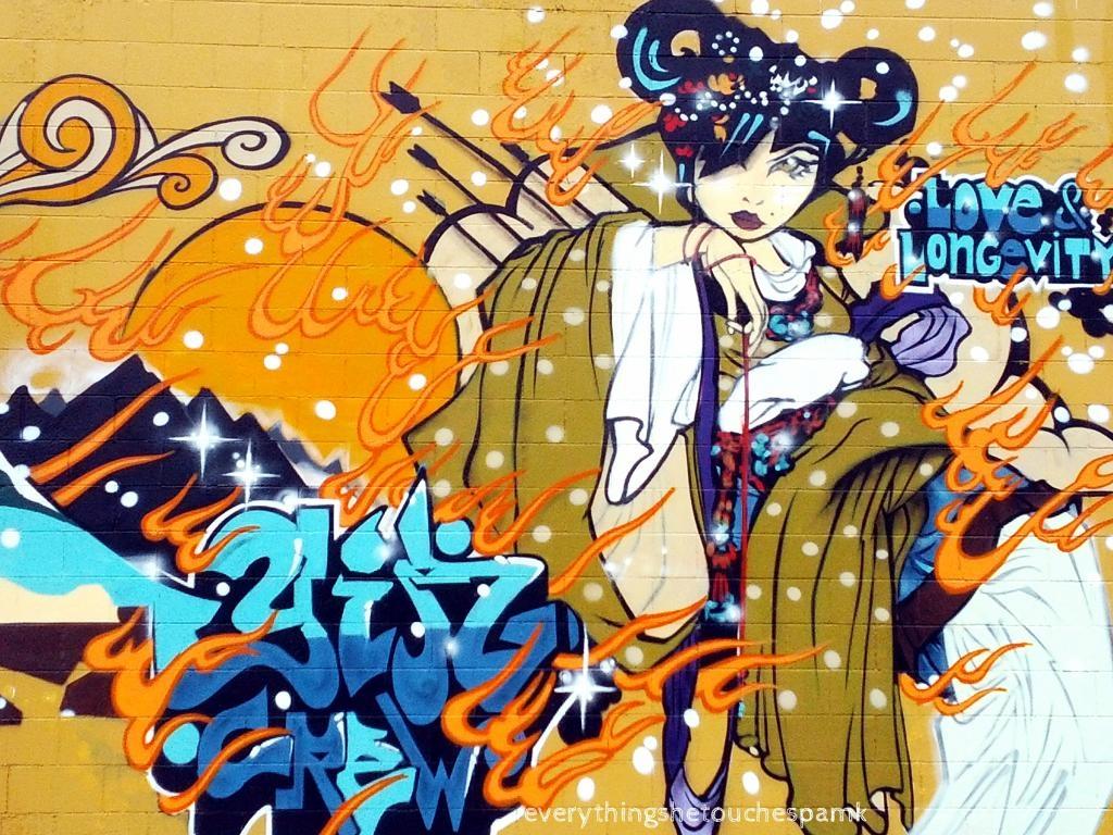 Asian Graffiti 36